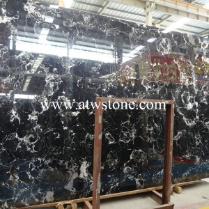 Ice Flower marble slabs