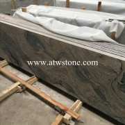 China Juparana Granite Small Slabs