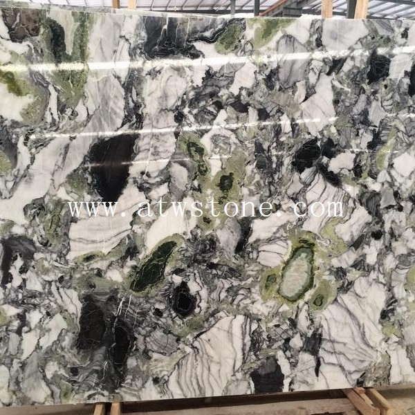 Green Jade Marble Slabs
