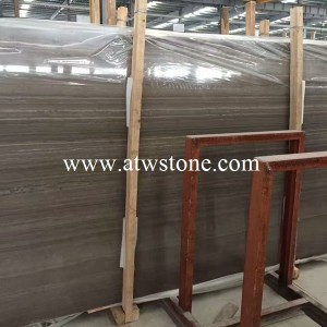 Cafe Wooden Marble Slabs