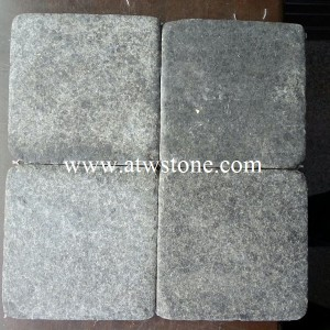 Granite Flamed and Tumbled