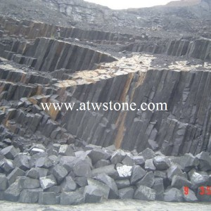 G684 Black Granite Quarry