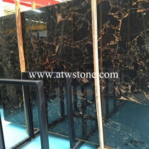 China Portoro Marble Slabs