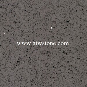 Star Dark Grey Quartz with Mirror